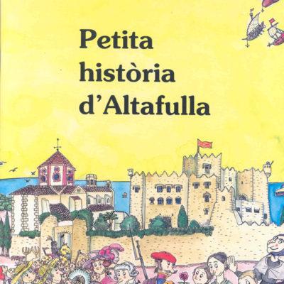 Petita història d'Altafulla - Editorial Mediterrània