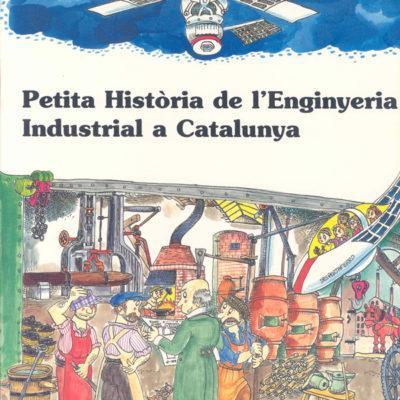 Petita-Historia-de-lEnginyeria-Industrial-a-Catalunya - Editorial Mediterrània