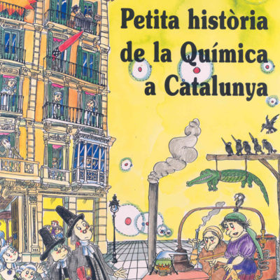 Petita-Historia-de-la-Quimica-a-Catalunya - Editorial Mediterrània