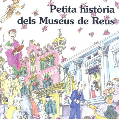 Petita-Historia-dels-Museus-de-Reus - Editorial Mediterrània