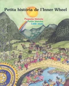 Petita història de l'Inner Wheel - Editorial Mediterrània