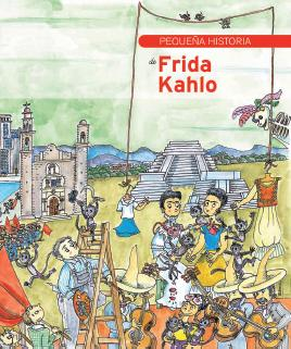 """Presentació de la """"Pequeña Historia de Frida Kahlo"""""""