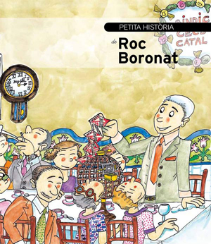 Roc Boronat, una Petita història en col·laboració amb l'ONCE