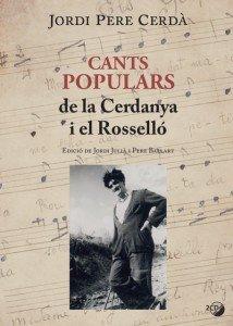 Cants populars de la Cerdanya i el Rosselló - Editorial Mediterrània