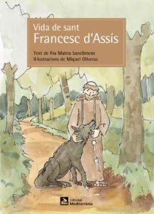 Vida de San Francesc d'Assís - Editorial Mediterrània