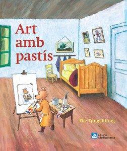 Art amb Pastís - Editorial Mediterrània