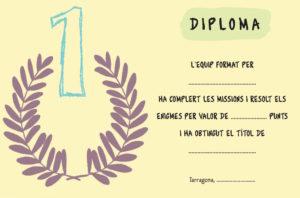 diploma Tarragona