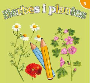 Pintem Herbes i plantes