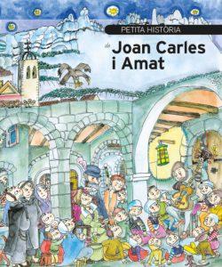 Petita història de Joan Carles i Amat - Editorial Mediterrània