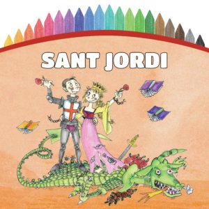 Pintem! Sant Jordi