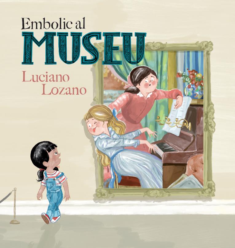 Embolic al Museu - Editorial Mediterrània
